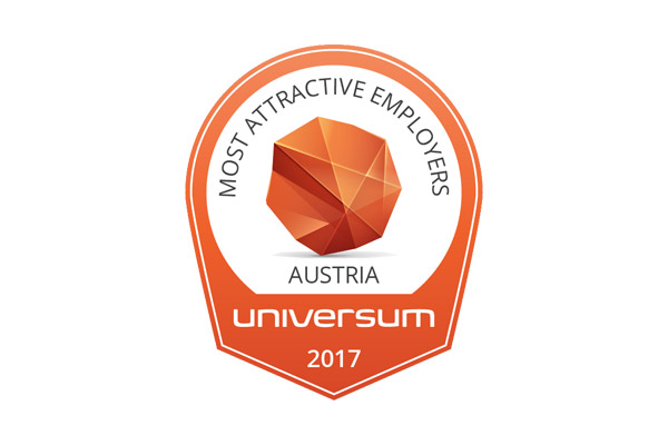 Award Most attractive employers Austria